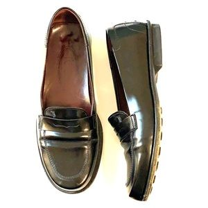 Tod's Young Man's Classic Black Loafers